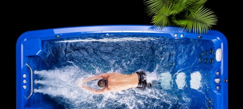 I ett amerikanskt Marquis ATV Swimspa eller simspa som vi säger i Sverige kan du både få din motion via simning eller rodd med mera i detta sim spa, Denna modell ATV Swim spa simspa finns att köpa på Colorama över hela Sverige eller på andra fristående återförsäljare